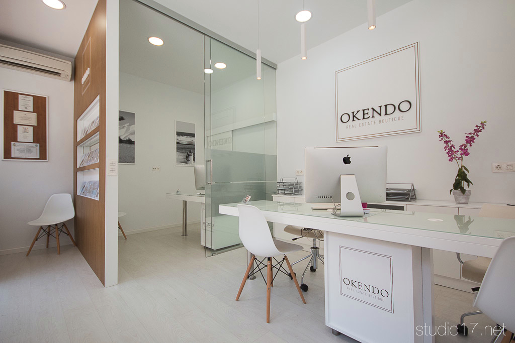 Interiorismo Comercial Okendo | Retail & Stands