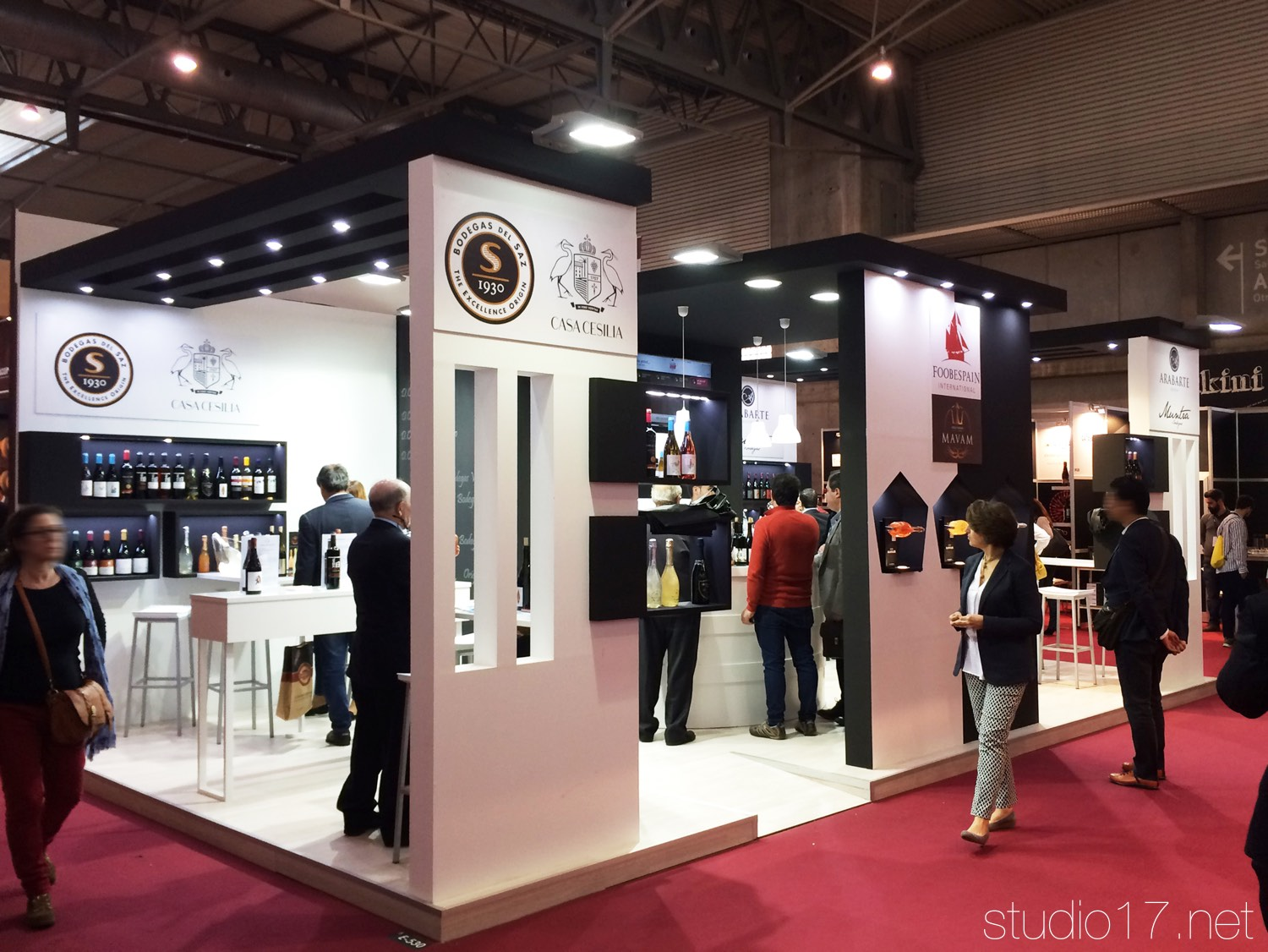 Dise o de stands retail stands - Stand de diseno ...